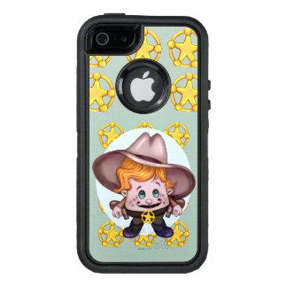iPhone ESTRANGEIRO SE/5/5s DS de Apple do VAQUEIRO