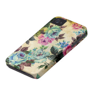 iPhone floral antigo 4 da case mate Capinhas iPhone 4