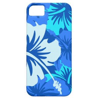 iPhone havaiano floral do hibiscus épico 5 casos Capa Barely There Para iPhone 5