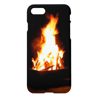 iPhone jamaicano da fogueira da praia Capa iPhone 7