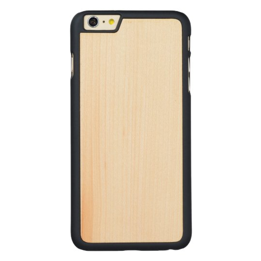iPhone 6/6s Plus Slim Carvalho Wood Case