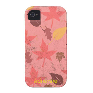 iPhone resistente de queda das folhas 4 cobrir Capinhas iPhone 4/4S