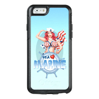 "iPhone ""SEXY"" dos EUA Apple do FUZILEIRO NAVAL 6"
