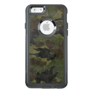iPhone verde de OtterBox da camuflagem de Camo do