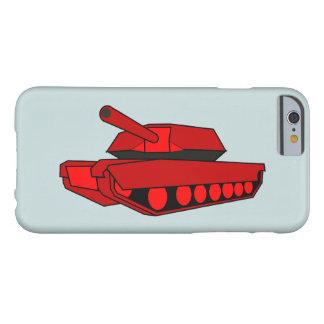 Iphone vermelho 6/6s do cobrir da capa de telefone
