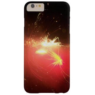 Iphonecase dos fogos-de-artifício capa barely there para iPhone 6 plus