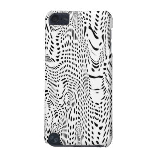 IPod Touch 5G Case - Abstract Warped Dots Pattern Capa Para iPod Touch 5G