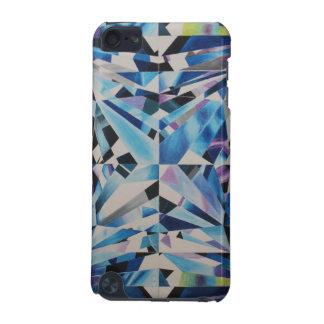Ipod touch 5g do diamante, mal lá capa de telefone
