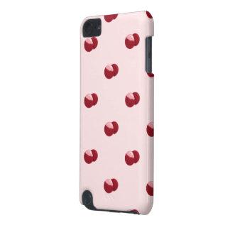 ipod touch 5g do teste padrão dos lychees capa para iPod touch 5G