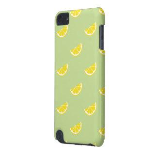ipod touch fresco 5g do teste padrão do limão capa para iPod touch 5G