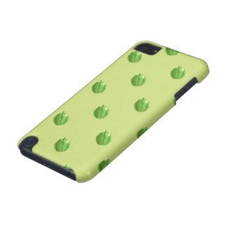 ipod touch verde 5g do teste padrão da melancia capa para iPod touch 5G