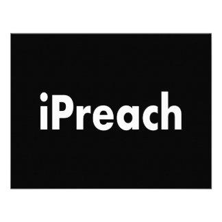iPreach Convite Personalizado