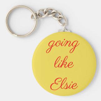 Ir como o chaveiro de Elsie