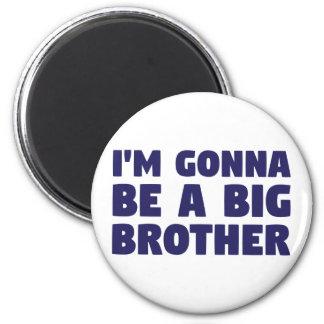 Ir ser um big brother imã