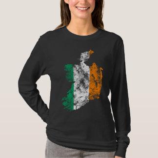 Ireland afligiu a camisa