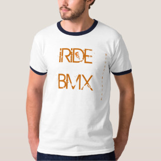 IRide BMX BrosofBiking (campainha) T-shirts