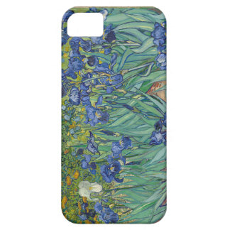 Íris de Vincent van Gogh que pintam o caso do Capa Barely There Para iPhone 5