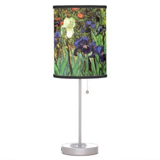 Íris pela lâmpada das belas artes de Van Gogh