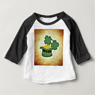 Irlandês Camiseta Para Bebê