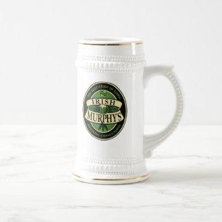 Irlandês Murphy Caneca De Cerveja
