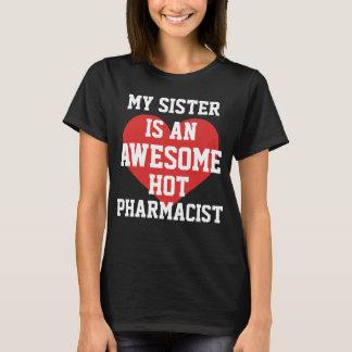 Irmã do farmacêutico camiseta