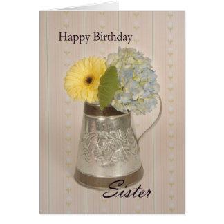 Irmã do feliz aniversario