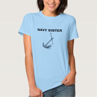 Irmã do marinho camiseta