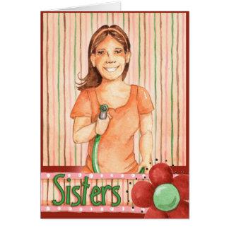 Irmã má - cartão