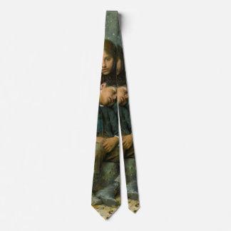 Irmã mais velha 1890 gravata