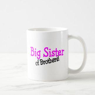 Irmã mais velha dos irmãos caneca