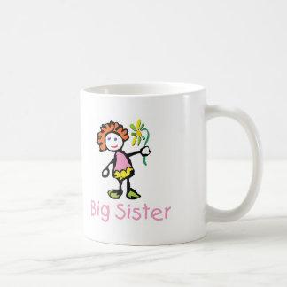 Irmã mais velha engraçada caneca