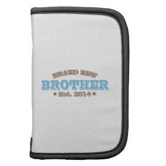 Irmão brandnew Est 2014 azul Organizador