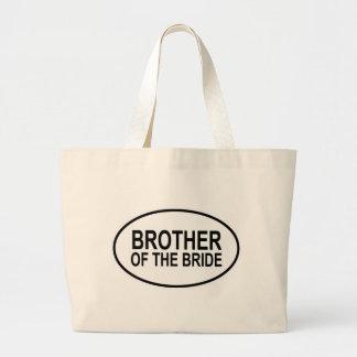 Irmão do Oval Wedding da noiva Bolsa