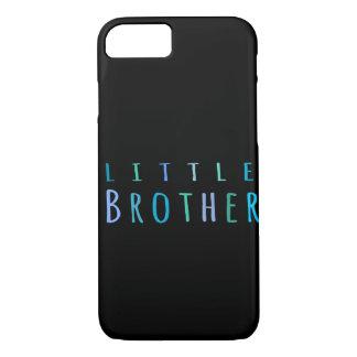 Irmão mais novo no azul capa iPhone 7