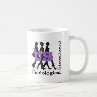 Irmãs de Unbiological Caneca De Café
