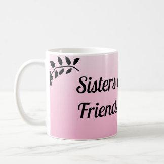 Irmãs por acaso canecas