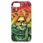 Iron Lion Zion - M1 iPhone 5 Case-Mate Coberturas