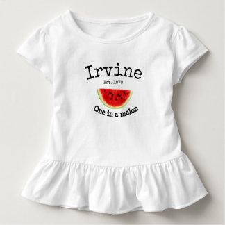 """Irvine Califórnia """"uma camisa do bebê de um melão"""""""