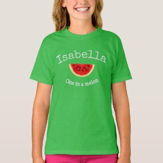 """Isabella o nome da sua criança """"um camisa de um"""