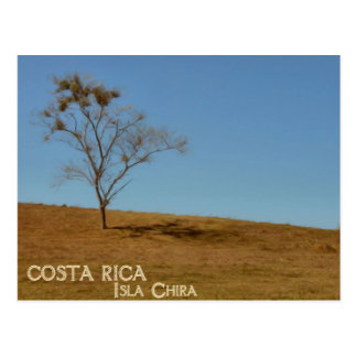 Isla Chira, Costa Rica Cartão Postal