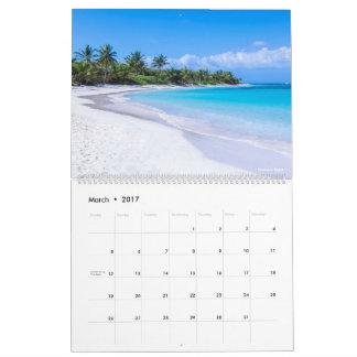 Isla Culebra calendário de 12 meses