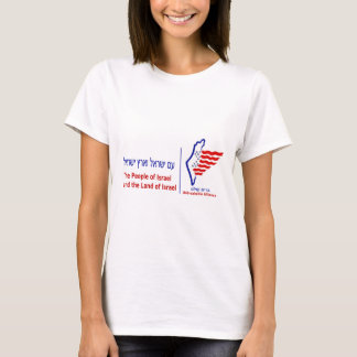 Israel - Alliance inquebrável Camiseta