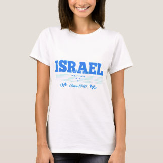 ISRAEL colorized desde 1948 Camiseta