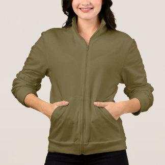 Israel desde 1948 jaqueta estampada