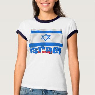 Israel é real! t-shirts