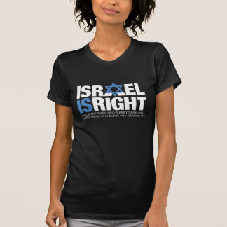 Israel Isright T-shirts