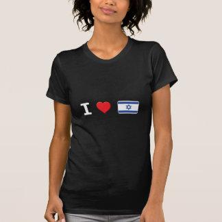 Israel micro W Camiseta