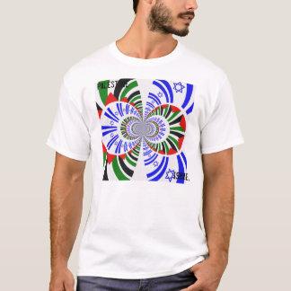 Israel & Palestina Camiseta