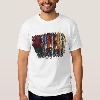 Israel, Tel Aviv, Jaffa, tubulações de água do T-shirt