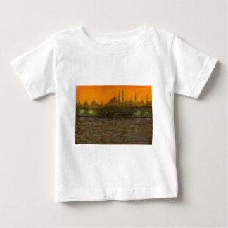 Istambul Türkiye/Turquia Camiseta Para Bebê